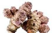 Židovské brambory topinambury